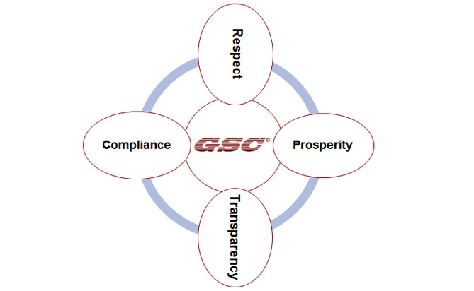 Core values gscvn