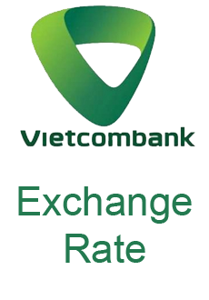 exchante rate vietcombank